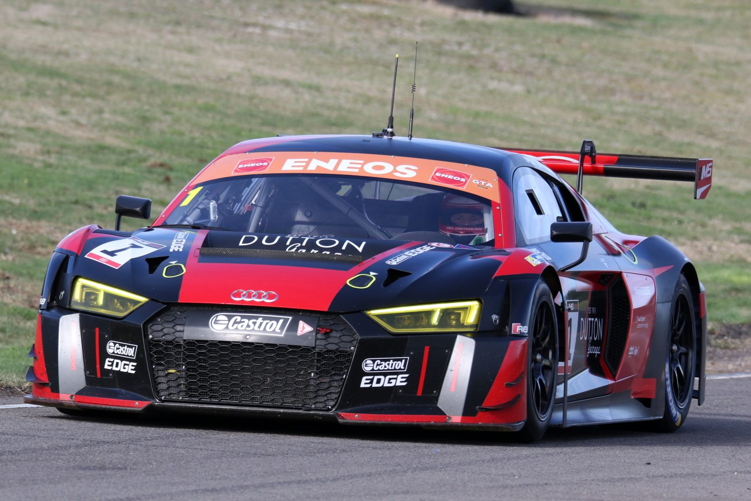 REID EXCITED ABOUT AUDI SPEED AT PUKEKOHE
