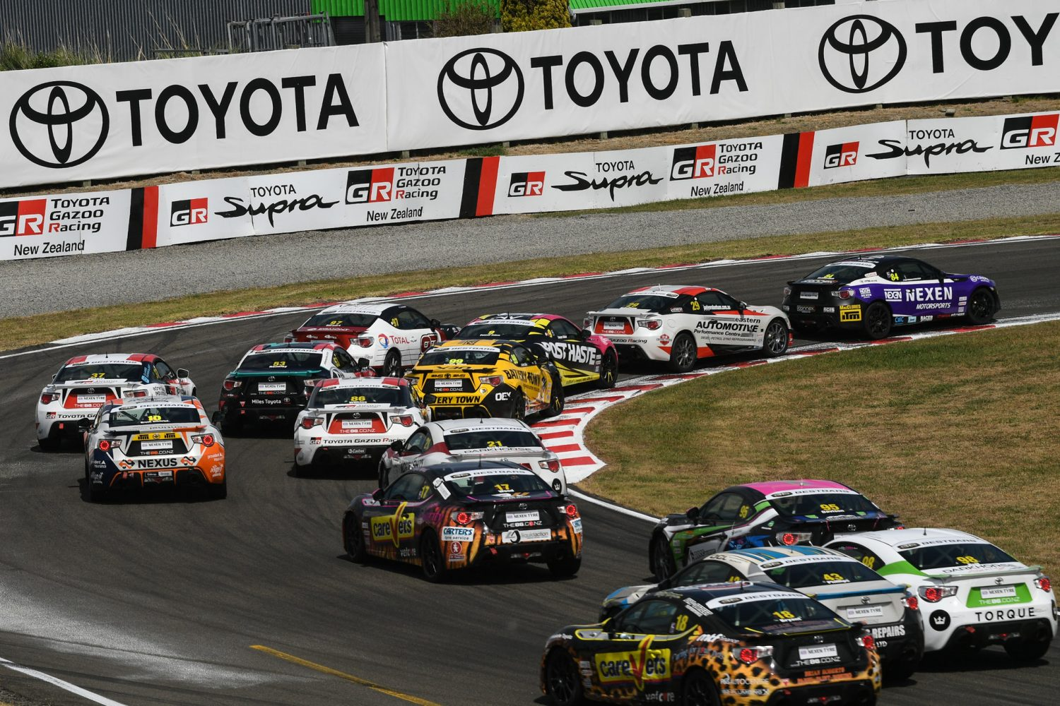 Speed Works confirms season finale for Hampton Downs in September