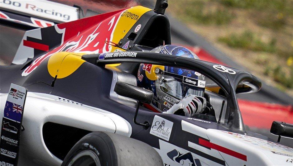 Van Gisbergen storms to Race 1 win at Hampton Downs